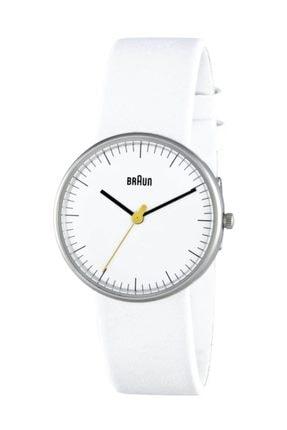 Braun Bn0021whwhl Deri Kayışlı Klasik Kadın Kol Saati 0