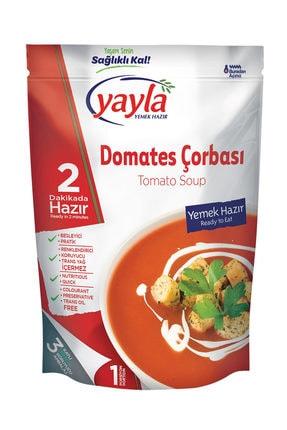 Yayla Yemek Hazır Domates Çorbası 250 gr 0