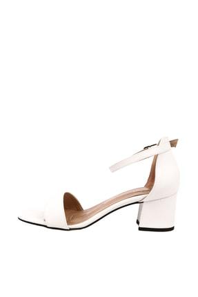 Dgn Beyaz Kadın Ayakkabı 1