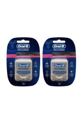Oral-B Diş Ipi Pro Expert Clınıc X 2 Adet 0