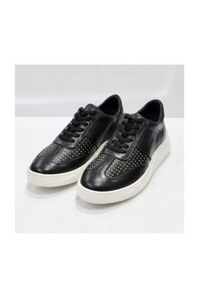Tetri Erkek Siyah Deri Ayakkabı 1