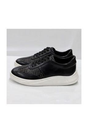 Tetri Erkek Siyah Deri Ayakkabı 3