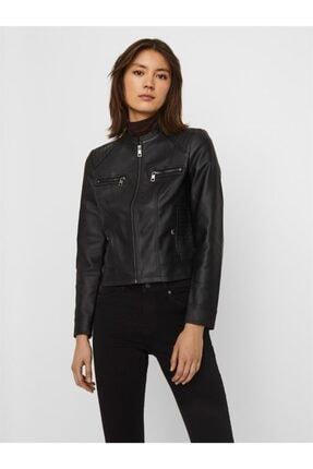Kadın  Vmtexas Short Cated Jacket Col resmi