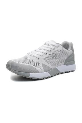 Lumberjack VENDOR WMN Beyaz Kadın Sneaker Ayakkabı 100523126 2