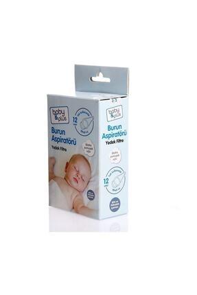Baby Plus Bebek Burun Aspiratörü Yedek Filtre 12 Adet 2