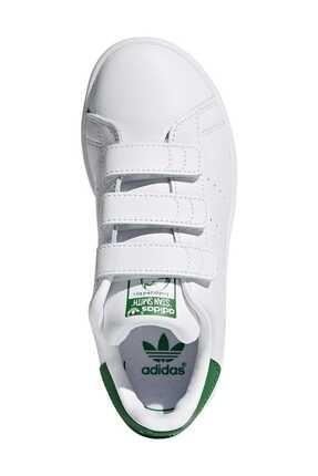 adidas Unisex Spor Ayakkabı - Stan Smith - M20607 4