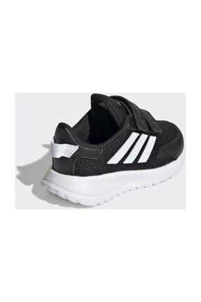 adidas TENSAUR RUN Siyah Erkek Çocuk Sneaker Ayakkabı 100536379 0