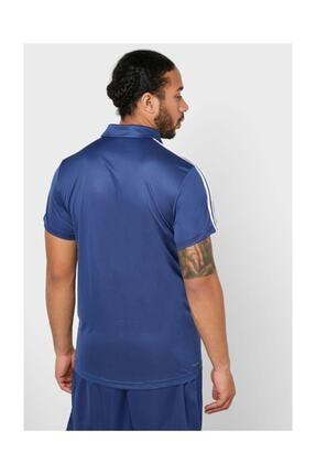 adidas Fl0324 Designed 2 Move 3-stripes Polo Erkek T-shirt 3