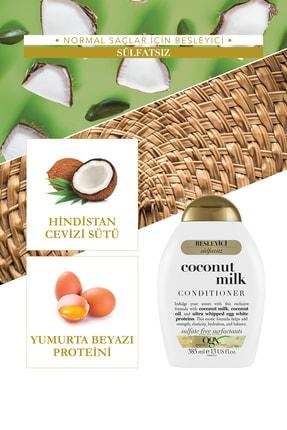 OGX Besleyici Coconut Milk Sülfatsız Bakım Kremi 385 ml 2