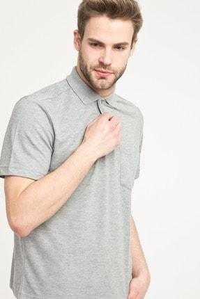 Kiğılı Erkek Gri Polo Yaka T-Shirt - Cdc01 1