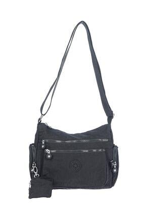Smart Bags Kadın Siyah Omuz Çantası 0