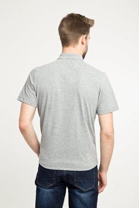Kiğılı Erkek Gri Polo Yaka T-Shirt - Cdc01 2