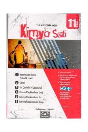 Çap Yayınları 11. Sınıf Kimya Seti 0