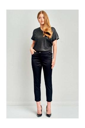 Ekol Kadın Dar Paça Pantolon 0
