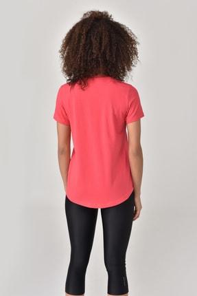 bilcee Pembe Kadın T-Shirt GS-8615 2