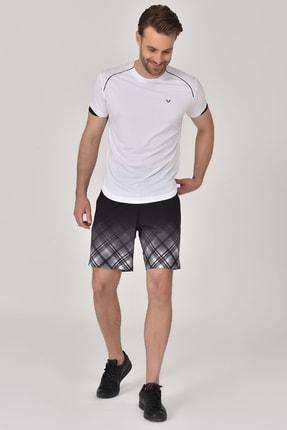 bilcee Beyaz Erkek T-shirt  GS-8821 1