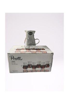 Perotti - Sefa Perotti Lance 6'lı Çay Bardağı 0
