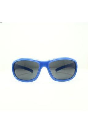 Çocuk Mavi Güneş Gözlüğü resmi