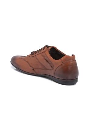 Tergan Taba Deri Erkek Ayakkabı 54327A37 3