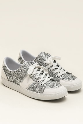 Elle AREAL Gümüş Kadın Ayakkabı 1