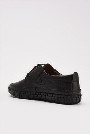 Yaya by Hotiç Hakiki Deri Siyah Erkek Klasik Ayakkabı 02AYY207670A100 2