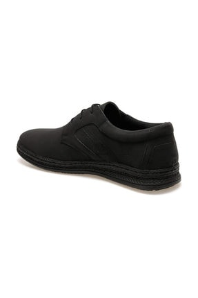 Flexall HS-1 Siyah Erkek Klasik Ayakkabı 100518485 2