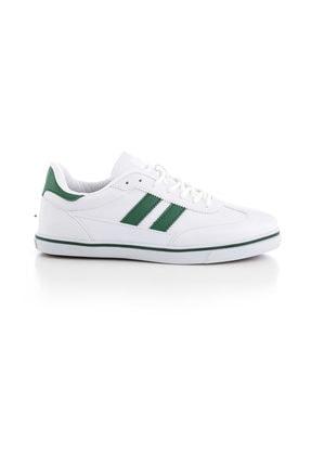 Tonny Black Beyaz Yeşil Unisex Sneaker TBADM-0 1