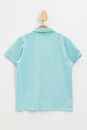 Defacto Erkek Çocuk Polo Yaka Kısa Kollu Tişört 1