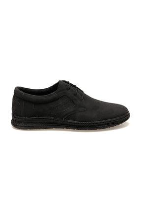 Flexall HS-1 Siyah Erkek Klasik Ayakkabı 100518485 1