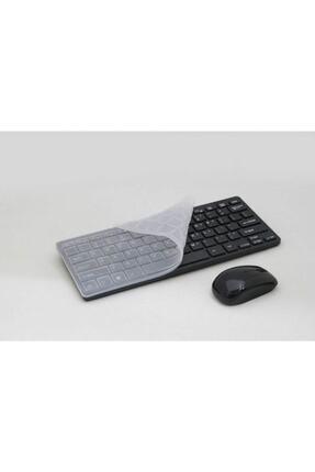 Kingboss Kablosuz Türkçe Q Klavye + Mouse Set 2.4ghz Siyah 0