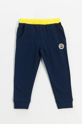 Fenerbahçe Unisex Çocuk Lacivert Lisanslı  Eşofman Altı 0