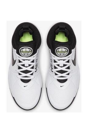 Nike Aq4224-100 Team Hustle D 9 (gs) Çocuk Günlük Ayakkabı 3