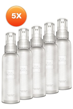 Avon Pur Blanca Kadın Vücut Spreyi 5'li Set 5050000100113 0