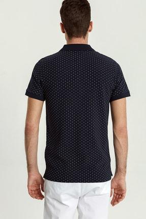 Ltb Erkek  Lacivert Polo Yaka T-Shirt 012208452960890000 4