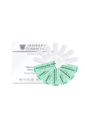 Janssen Cosmetics Normalizing Skin  7'li Paket 0