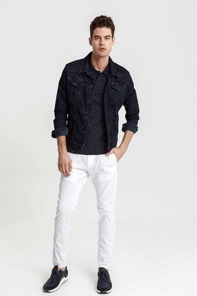 Ltb Erkek  Lacivert Polo Yaka T-Shirt 012208452960890000 3