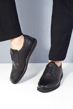 MARCOMEN 20y 152-11308 Erkek Deri Günlük Ayakkabı Siyah 0