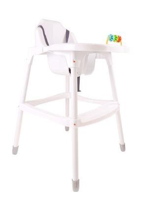 TTDEPO Beyaz Mgs Mama Sandalyesi Smartland Urt 3364 Zrs 4
