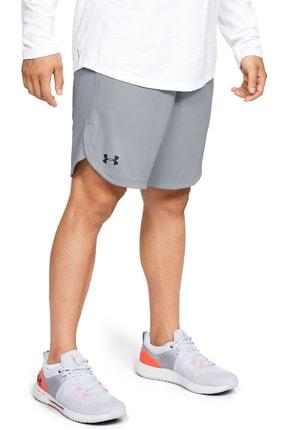 Under Armour Erkek Spor Şort - Ua Knit Training Shorts - 1351641-011 4