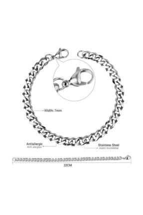 Takı&Tak Erkek Çelik Bileklik 2