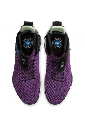 Nike Unisex Aır Zoom Unvrs Flyease Basketbol Ayakkabı Cq6422-500 4
