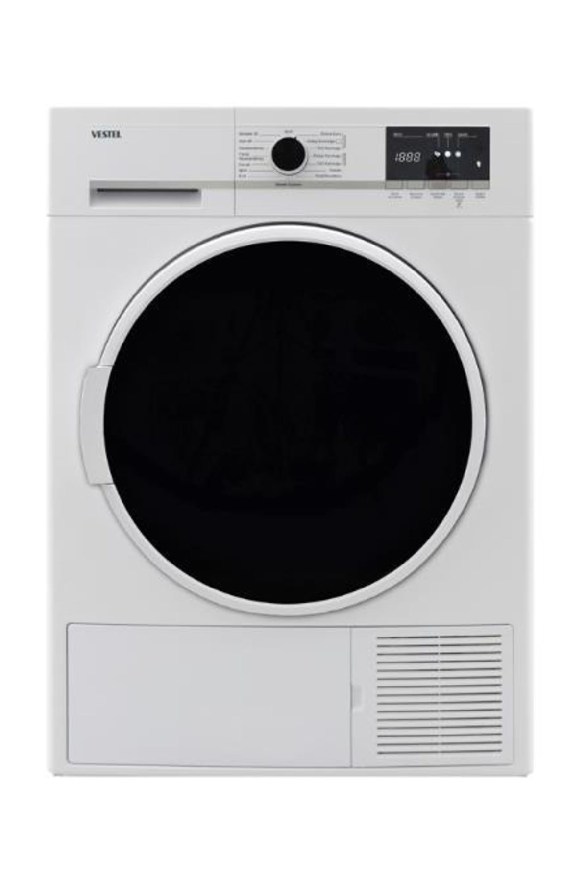 KM 7611 7 KG A+ Çamaşır Kurutma Makinesi