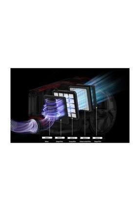 Samsung CycloneForce Toz Torbasız Elektrikli Süpürge - VC07R302MVB 1
