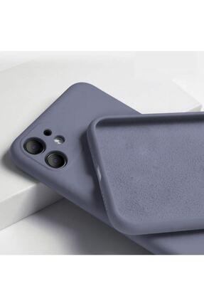 """Teknoçeri Iphone 11 6.1"""" 3d Kamera Korumalı Içi Kadife Lansman Silikon Kılıf 4"""