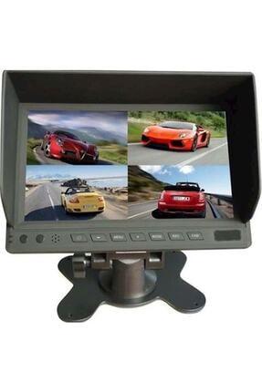 Dilediğin Gibi Audıomax Mx2037r Servis Araçları Için 4 Kameralı Kayıt Sistemi 0