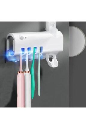 slakosa Uv Akıllı Diş Fırçası Sterilizatör Diş Fırçası 0