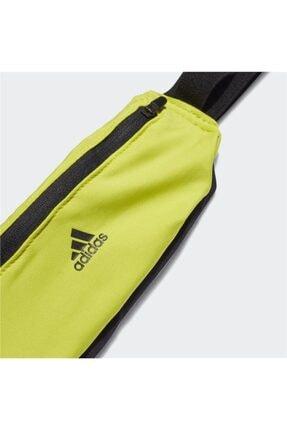 adidas Unisex Yeşil Running Belt Bel Çantası 2