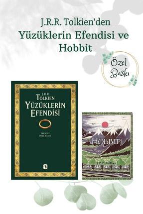 Metis Yayıncılık Yüzüklerin Efendisi Tek Cilt Özel Basım + Hobbit (özel Ciltli Baskı) 2'li Set 0