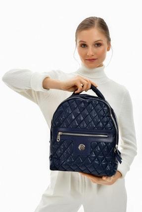 TH Bags Kadın / Kız Sırt Çantası Th028700 Lacivert 1