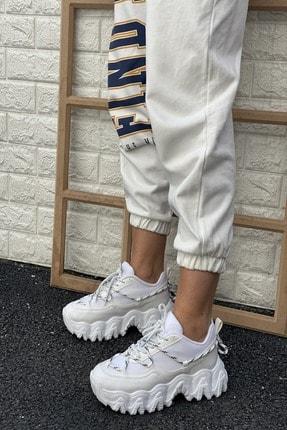 İnan Ayakkabı Kadın Sneakers 3